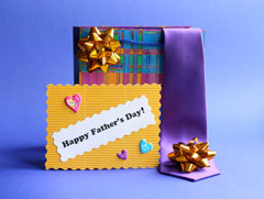Happy Fathers Day (c) Dreamstime/Delfinista